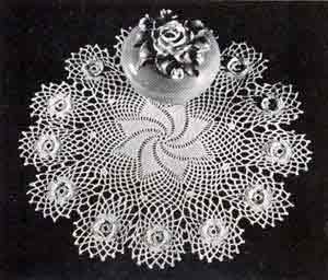 Free Crochet Doily Patterns in Vintage Designs