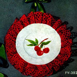Ruffled-Edge Hat Pattern - Knitting Patterns and Crochet Patterns