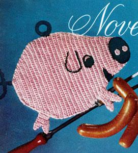 CROCHET PATTERN FOR POTHOLDERS - Crochet Club