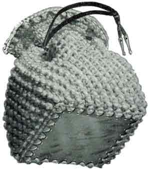 BAG CROCHET FREE HOLDER PATTERN PLASTIC - Online Crochet Patterns