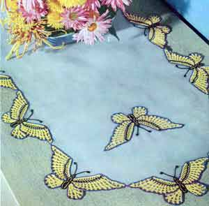 Butterfly Wing Shawl - Crochetville