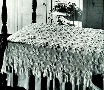 Free Pineapple Crochet Bedspread Pattern | Over 5000 Free