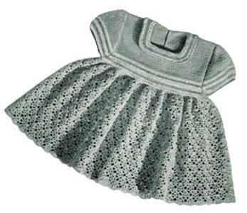 free crochet Baby Layette pattern