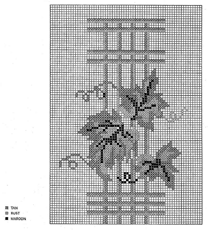 3 crochet pattern booklets - Kewpie doll clothing