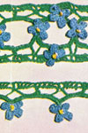forget-me-not edging and insertion pattern