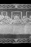 Last Supper Wall Hanging pattern