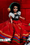 gypsy girl doll