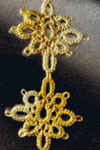 tatting edging pattern