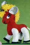 horse toy pattern