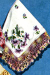 handkerchief edging pattern