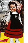 Pays-Basque Doll Pattern