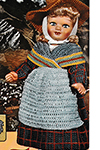 Alpes-Dauphine Doll Pattern