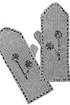 Ladies Mittens pattern