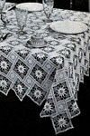 new angles tablecloth pattern