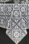 filet tablecloth pattern