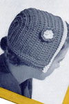 Free Knitted Hat Patterns | Easy Knit Hat Patterns | Free Vintage