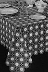 Page Polka Dots Tablecloth