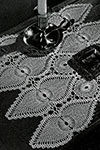 Night Table Doily pattern 7767