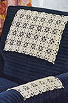Flowery Chair Set pattern