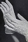 Irish Crochet Glove pattern