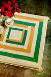 metropolitan square tablecloth