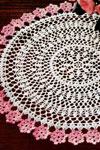 flowers doily pattern