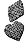 filet crochet medallion patterns