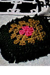 granny afghan pillow pattern
