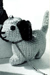 toy puppy pattern