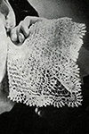 Crocheted Handkerchief Pattern