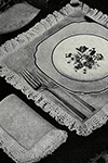 Square Luncheon Set Pattern