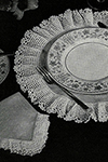 Round Luncheon Set Pattern