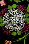 grape doily