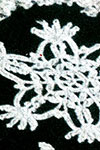 Snowflake Ornament pattern top