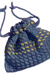 drawstring knitting bag pattern