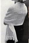 Crochet Shawl Patterns Hairpin Lace Shawl Patterns ...