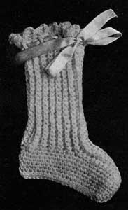 Crochet Pattern Central - Free Slipper And Sock Crochet Pattern